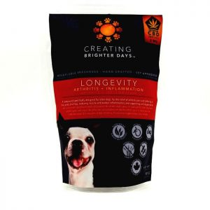 cbd pet treats longevity
