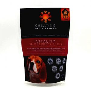 cbd pet treats - vitality