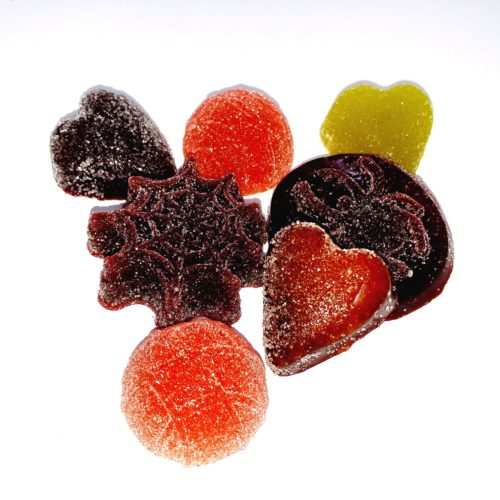100mg gummies indica extraction one per package